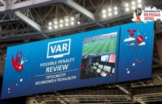 Dünya Kupası'na 'VAR' damgası