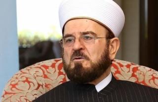 Dünya Müslüman Alimler Birliği'nden Türk...