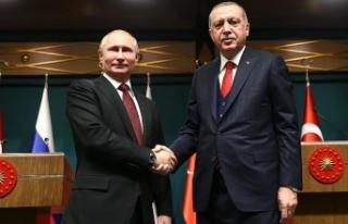 Erdoğan ile Putin bu yıl ikinci kez 'yüz yüze'...