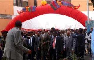 Eritre 20 yıl sonra Etiyopya'daki büyükelçiliğini...