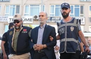 Eski Bursa Valisi Harput'un cezası ev hapsine...