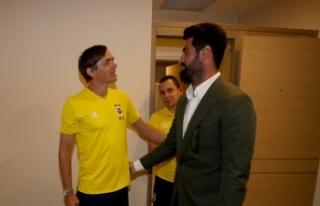 Fenerbahçe, Volkan Demirel'le sözleşme yeniledi
