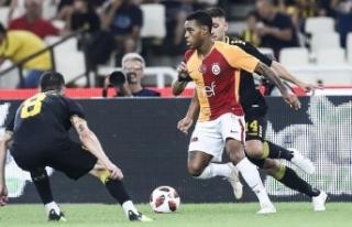 Galatasaray AEK'ya kaybetti
