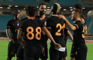 Galatasaray Yunanistan şampiyonuna konuk olacak