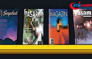 Gazete ve dergi sayısı geriledi