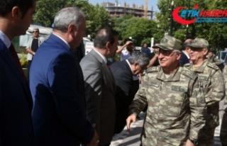 Genelkurmay Başkanı Orgeneral Güler Malatya'da