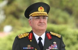 Genelkurmay Başkanlığına Orgeneral Yaşar Güler...