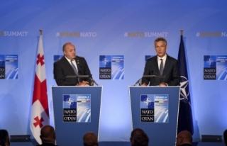 """""""Gürcistan NATO üyesi olacak"""""""