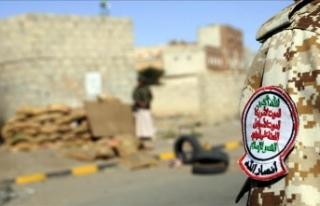 Husilerden Suudi Arabistan'a füze saldırısı