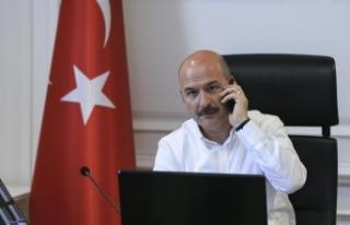 İçişleri Bakanı Soylu'dan Yusuf Topal'ın...