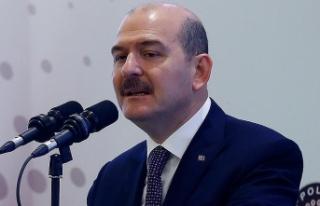 İçişleri Bakanı Süleyman Soylu: Emniyet teşkilatımıza...