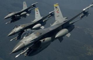 Irak'ın kuzeyinde 10 terörist etkisiz hale...
