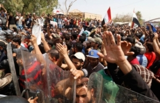 'Irak'taki gösterilerde bölgesel ve küresel...