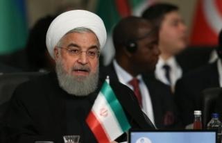 İran Cumhurbaşkanı Ruhani'den 'ABD izole...