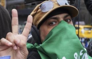 İran'daki gösterilerle ilgili 258 kişi hakkında...