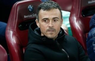 İspanya'nın yeni teknik direktörü Luis Enrique