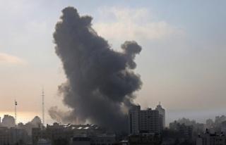 İsrail Gazze'nin kuzeyini vurdu: 2 şehit