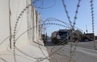 İsrail Gazze'ye ablukayı ağırlaştırıyor
