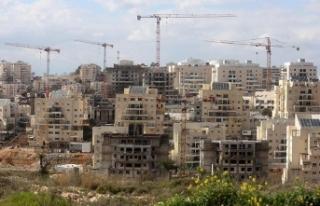İsrail Necef Çölü'nde yeni yerleşim birimleri...
