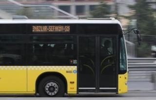 İstanbul'da toplu ulaşım bayramda yüzde 50...