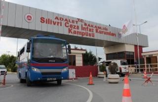 İstanbul'daki darbe sanıklarına ceza yağdı