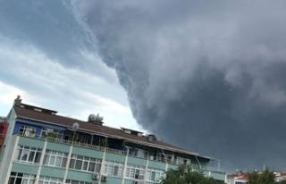 İstanbullulara sağanak yağış sürprizi