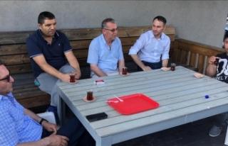 İsveç'teki seçim için Konya'da sandık...