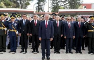 Kıbrıs Barış Harekatı'nın 44. yıl dönümü...