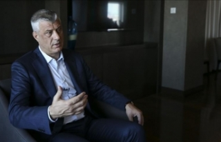 Kosova Cumhurbaşkanı Taçi: Katılımımız stratejik...