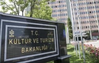 Kültür ve Turizm Bakanlığı görev ve yetkilerinde...