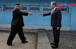 Kuzey Kore'den Kore Savaşının bittiğinin...
