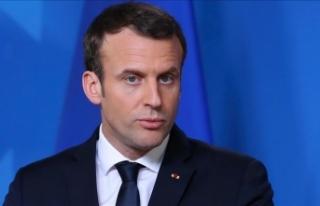 Macron'un eski yakın koruması hakkında soruşturma...