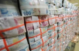 Merkezi yönetim bütçesi 46,1 milyar lira açık...