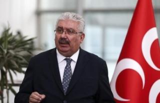 MHP'li Yalçın: Cumhur İttifakı, Türk siyasi...