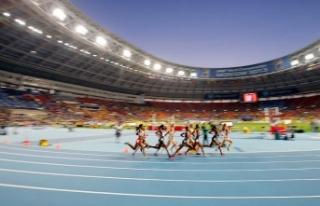 Milli atletler Almanya'da madalyaya koşacak