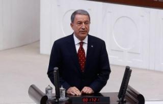 Milli Savunma Bakanı Akar: Ülkemizin birliği için...