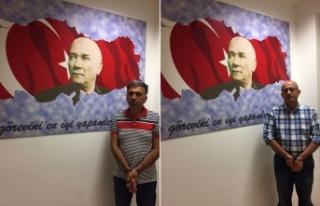 MİT FETÖ'cü 2 üst düzey teröristi Türkiye'ye...