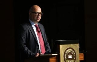 Müsteşar Yardımcısı Büyükelçi Erginay: Avrupa...