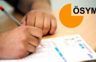 ÖSYM'nin 4 bin 429 sınav sorusundan iptal çıkmadı
