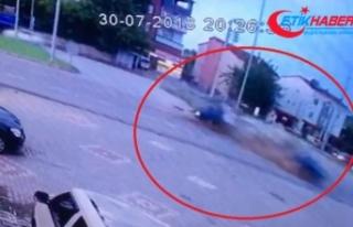 Otomobil ikiye bölündü: 2 ölü, 5 yaralı