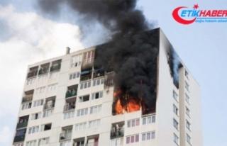 Paris banliyösünde bina yangını: 4 ölü, 9 yaralı