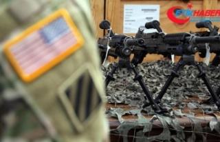 PKK/PYD-YPG ABD'nin verdiği silahları karaborsada...