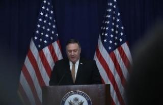 Pompeo'dan İran liderlerine 'mafya'...