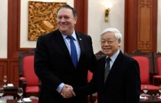 Pompeo, Kuzey Kore'ye Vietnam'ı örnek...