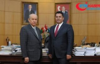 Ruhi Ersoy MHP Lideri Bahçeli'nin Başdanışmanı...