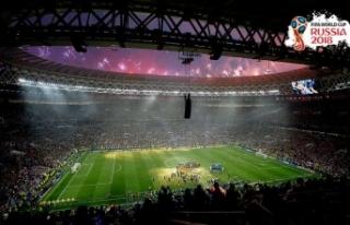 Rusya Dünya Kupası'ndan 13,7 milyar dolar kazandı