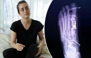 Sağlam parmağa operasyon yapan doktora suç duyurusu