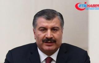 Sağlık Bakanı Fahrettin Koca: Türk milleti haysiyetine...