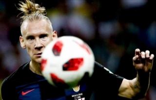 Fransız Ekibi Monaco, Vida İçin 30 Milyon Euro...