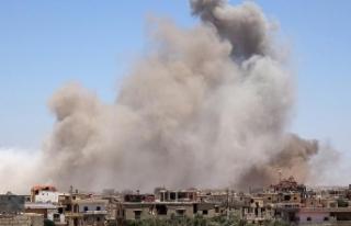 Suriye'nin güneybatısında ateşkes sağlandı